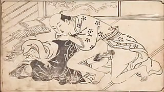 Antique Girls ● BBC Shunga Art  History Japanese paintings and prints Documentary 2016