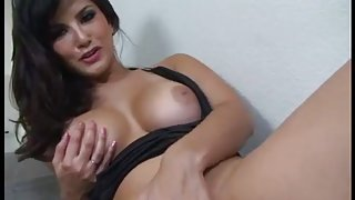 Sunny Leone Dirty Jerk Off Encouragement