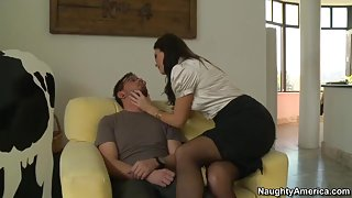 India Summer & Dane Cross in My Friends Hot Mom