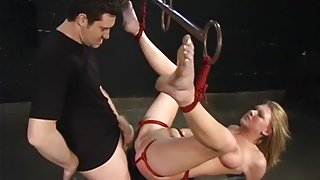 Inescapable Chains in Dungeonsex Video