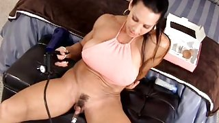 Denise Masino-Clit Pump, Flesh Light Fuck 1