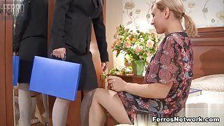 BackdoorLesbians Movie: Sheila and Betty