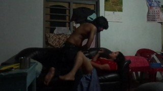 South indian Aunty hoot fuck with younger Devarat night.mp4