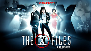 Jay Crew, Logan Pierce, Penny Pax, Ziggy Star in The X-Files: A XXX Parody - DigitalPlayground