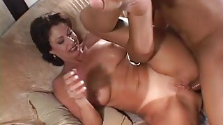 Classic Aged Cougar Vanessa Videl Banging