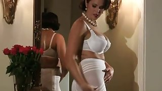 Particular Girdle and Nylons Compilation Four