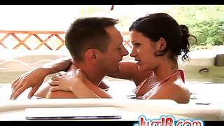 Just18 Video: Missy Nicole and Tristan Seagal