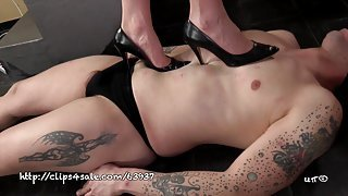 SCARLET ENSLAVES ALL DAY: TRAMPLING